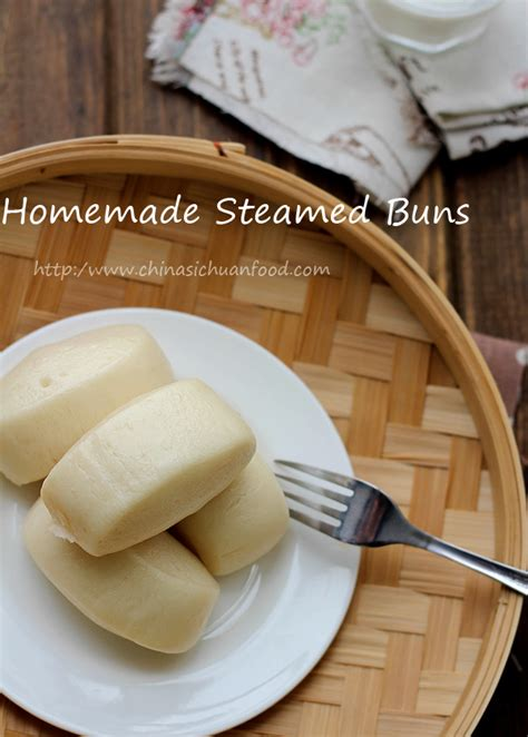 recipes no bun no yeast steamed buns