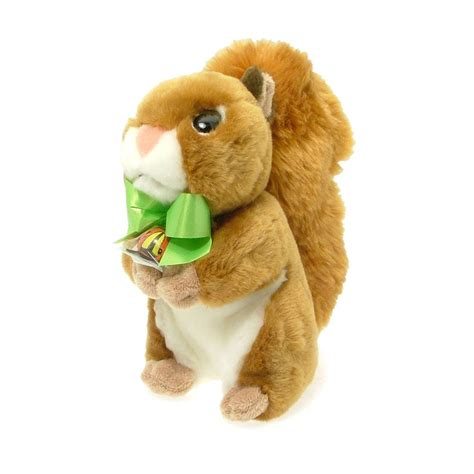 soft toy squirrel from friars uk