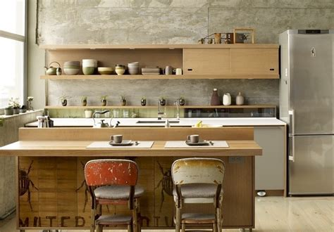 Japanese Kitchen by Zen Kitchen Interior Design Ideas