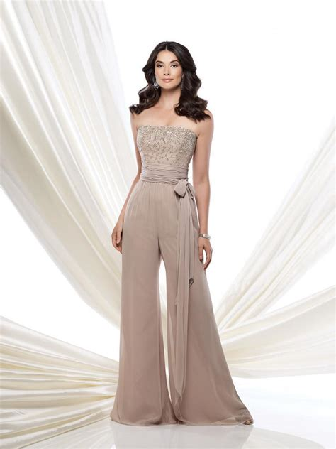 Formal Wedding Attire Jumpsuit aliexpress buy of pant suit chiffon