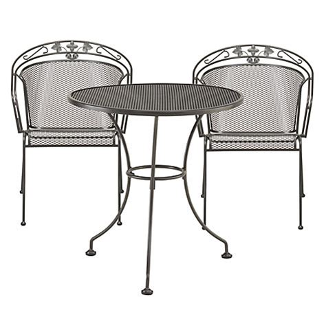 Kettler Bistro Table Buy Lewis Henley By Kettler 2 Seater Outdoor Bistro Set Grey Lewis