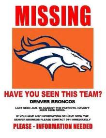 Anti Broncos Memes - how much longer until we stop making fun of the denver