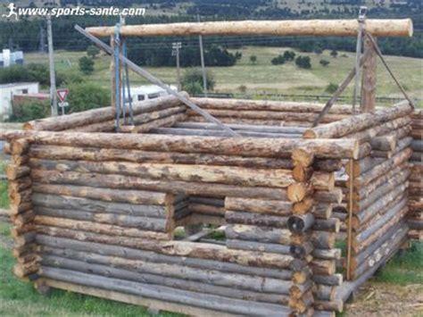 Construire Un Escalier Extérieur 995 by Chalet Rondin Id 233 Es