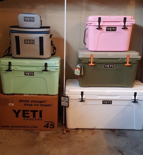 yeti coolers colors yeti on quot coming soon new colors inspired by true