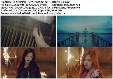 blackpink fire mp3 download mv black pink playing with fire naver hd 1080p
