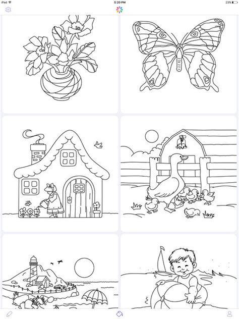 sketchbook pro coloring sketchbook pro drawings 7 coloring pages