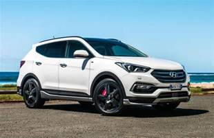 2016 hyundai santa fe series ii on sale in australia from 38 490 performancedrive