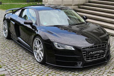 SGA Aerodynamics Reveals New Body Kit for the Audi R8 GT