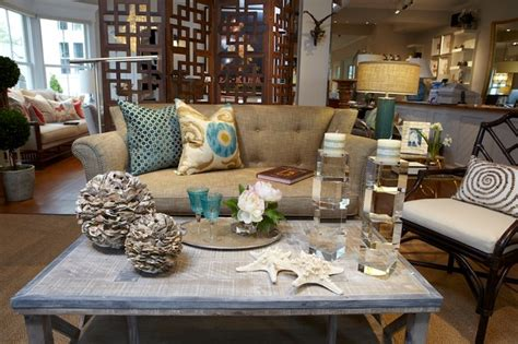 shor home furnishings in provincetown eclectic