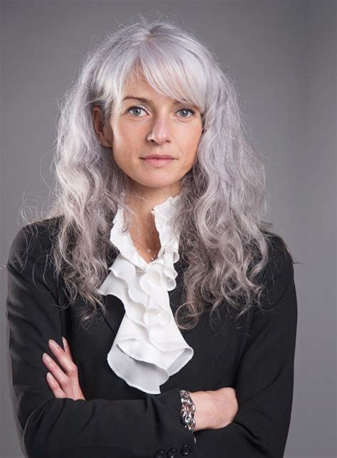 stylish eve gray hair 17 best images about silver hair on pinterest silver