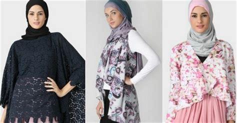 Baju Muslim Buat Lebaran 11 Model Desain Baju Muslim Buat Lebaran