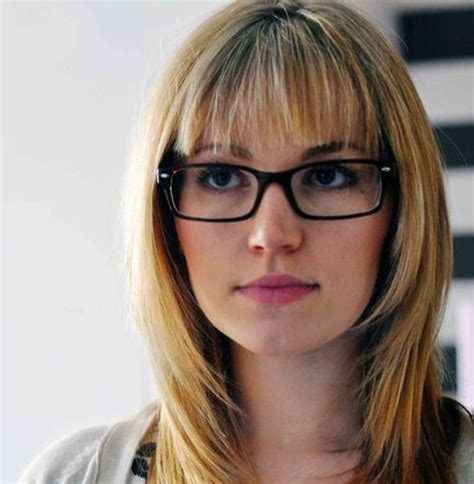 hairstyles for women with large heads glasses medium hairstyles for girls with glasses 2014 medium