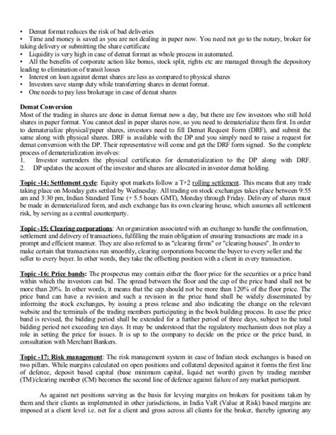 Mba Notes 2nd Semester by Financial Institutions And Markets Notes As Per Bput