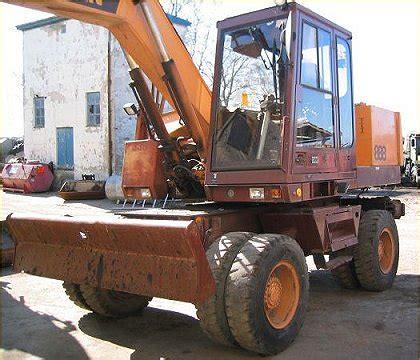 Digging Machines Excavators Trackhoes