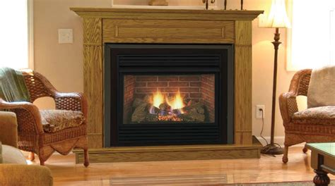Free Standing Gas Log Fireplace by Dfs Series Vent Free Gas Fireplace Heritage Fireplace