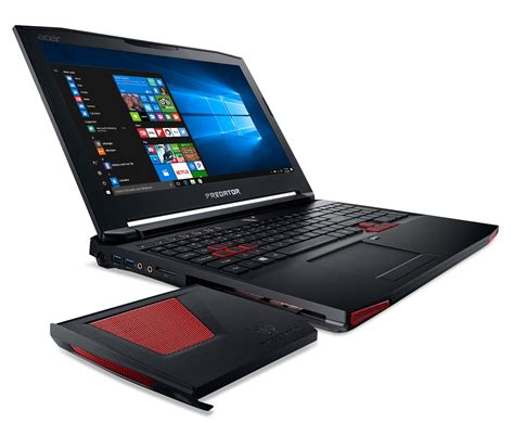 Laptop Acer Predator 15 acer predator 15 7700hq gtx 1070 hd laptop review notebookcheck net reviews