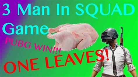 pubg 2 man squad pubg trio squad game win winner winner chicken dinner