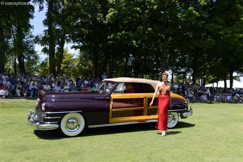 1948 Chrysler Town And Country by Auction Results And Sales Data For 1948 Chrysler Town And