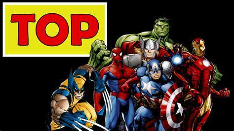 imagenes universo marvel top 10 personajes m 225 s poderosos del universo marvel youtube
