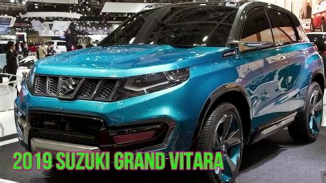 2019 Suzuki Grand Vitara by 2019 Suzuki Grand Vitara We Can Expect A Complete