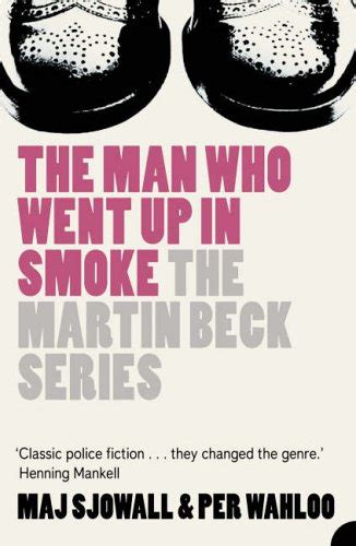 libro the man who went up in smoke the martin beck series book 2 di maj sj 246 wall per wahl 246 246