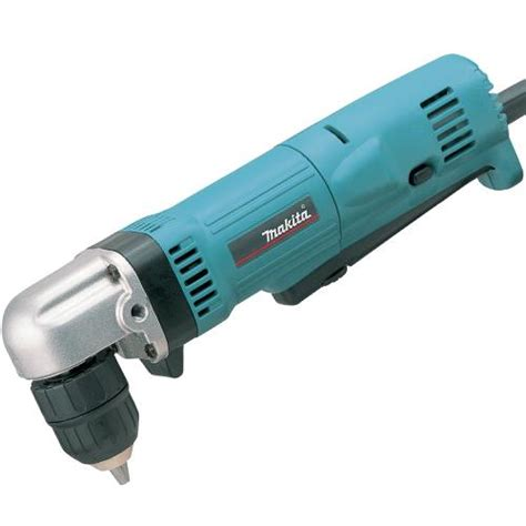 38 Electric Right Angle Drill by Makita Da3011 Right Angle Drill 240v Makita Angle Drill