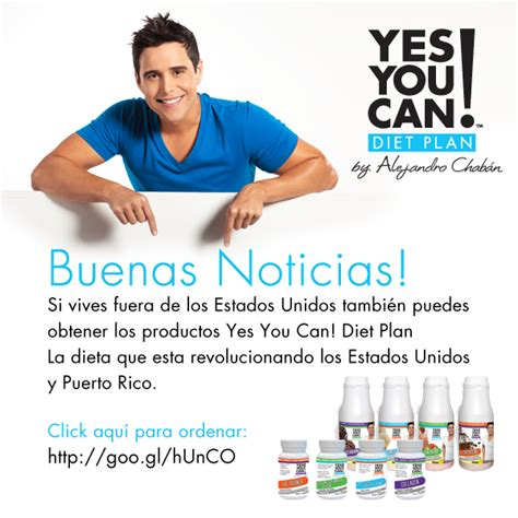 Como Tomar El Detox De Yes You Can by Yes You Can 174 On Quot Buenas Noticias Si Vives Fuera