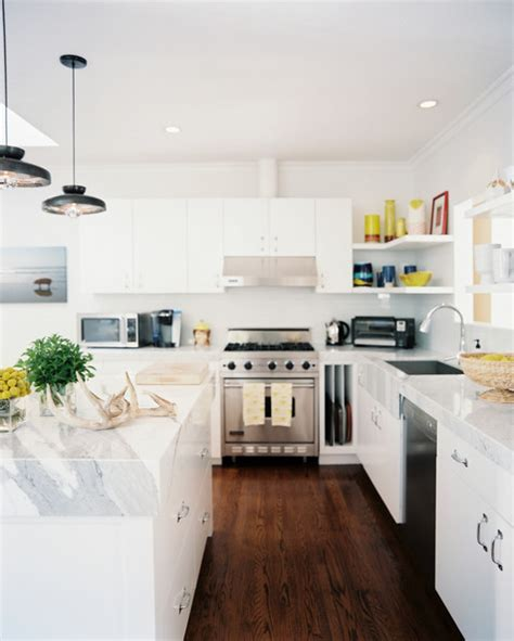 white kitchen cabinets with white countertops marble countertops photos design ideas remodel and