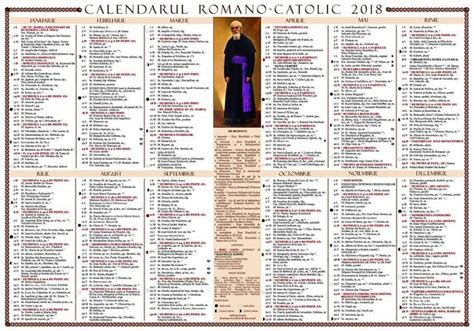 Calendar 2018 Ro Calendar Ortodox 2018 Retete Culinare Preparatedevis Ro