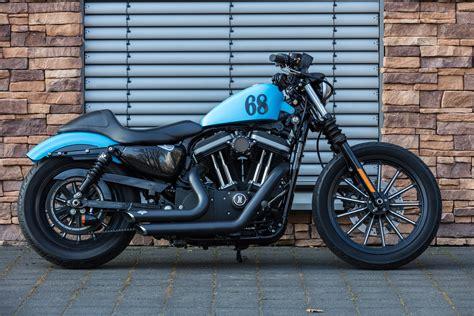 2010 Harley Davidson Iron 883 by 2010 Harley Davidson Xl 883 N Iron Sportster R Usbikes