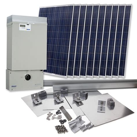 solar powered kit going green with reuben solar