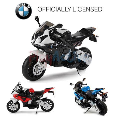 Motorrad Fuer Kinder by Bmw S1000rr Motorbike Ride On 12v Bike Official