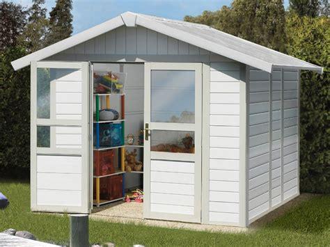 Gartenhaus Kunststoff Ikea