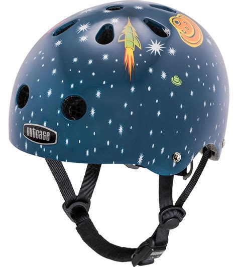 Fahrradhelm Lackieren by Nutcase Baby Nutty Outer Space Helmet