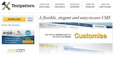 textpattern image url alternativas a wordpress los mejores cms din 225 micos