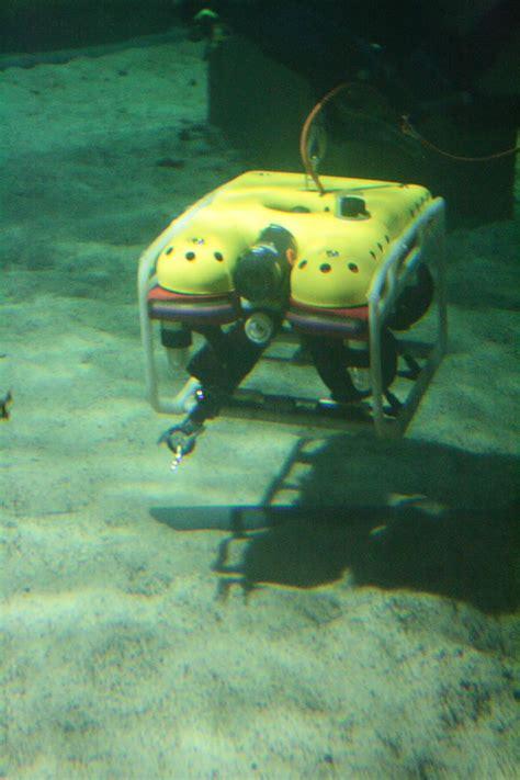 Rov Trainee by Rov Pilot Technician The Underwater Centre