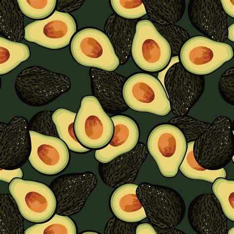 Avocado Pattern avocado pattern print pattern and patterns
