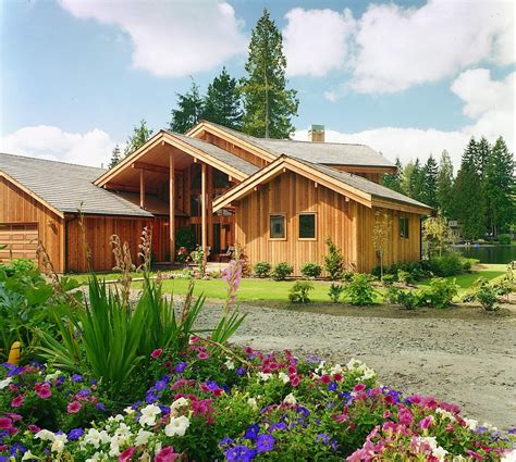 cedar house post and beam building system defined pan abode cedar homes