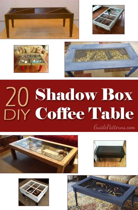 shadow box sofa table best 20 diy shadow box ideas on pinterest picture frame