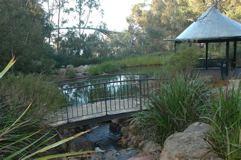 Botanic Gardens And Parks Authority Botanic Gardens And Parks Authority Water Garden Pavilion