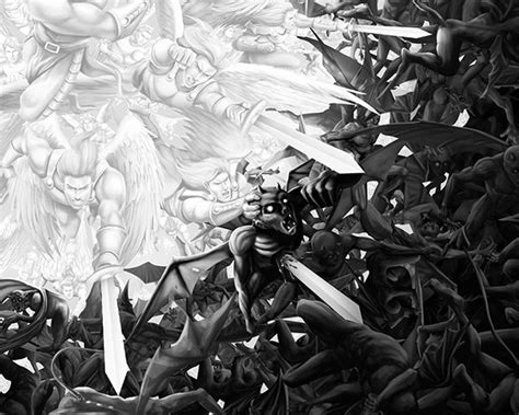 38 best images about heaven and hell on pinterest wings