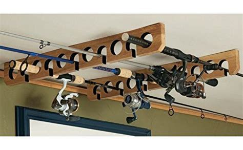 ceiling rod rack 60 best fishing rod rack images on fishing rod