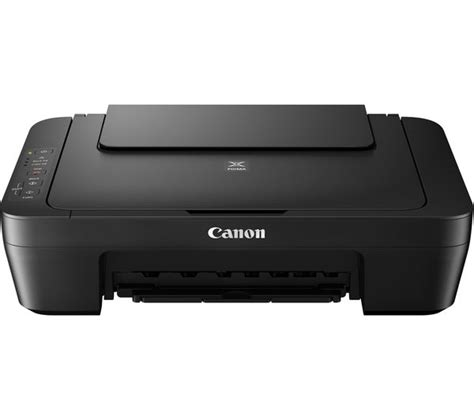 Printer Canon Scan canon pixma mg2550s all in one inkjet printer pg 545 cl 546 tri colour black ink cartridges