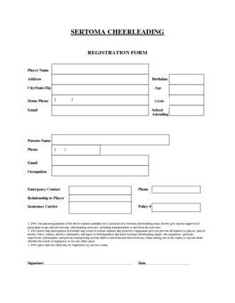 Cheerleading Application Form Template Sertoma Cheerleading Registration Form Cheerleading Cheerleading Registration Form Template