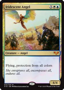 protection from color saturday school 64 daily mtg magic the gathering