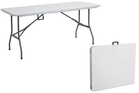 mesas para jardin de plastico mesa rectangular plegable plastico duro casa jardin