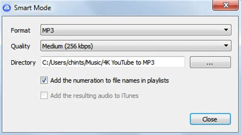 download youtube mp3 in 320kbps 4k youtube to mp3 review of best video to mp3 converter