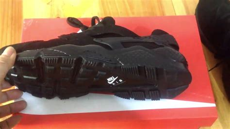 nike air huarache black trainers review aliexpress