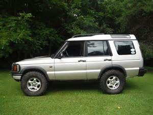 purchase used 2000 land rover discovery ii lifted 35 tires