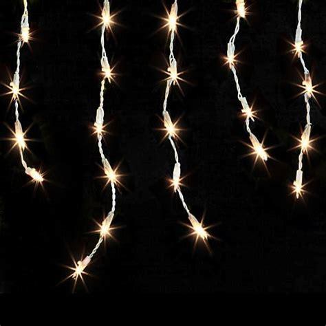 mini window icicle lights best 25 icicle lights ideas on